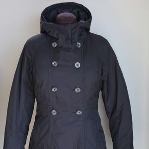The NORTH FACE PARKWAY Hooded Down Parka Black S